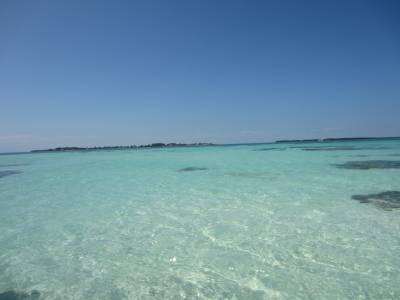 b2ap3_thumbnail_View-of-St-Georges-Caye-from-Sandbar.JPG